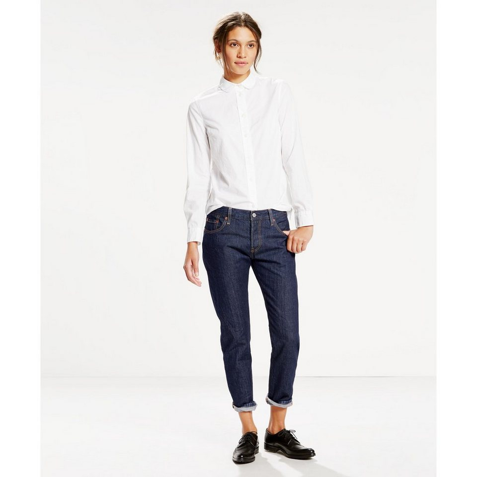 Levi's® Jeans »501® CT Jeans for Women« in Ink Blot