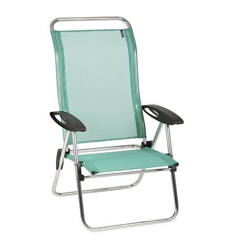 lafuma Campingmöbel »Low Elips Batyline® Iso Sun Glam« in smaragdgrün