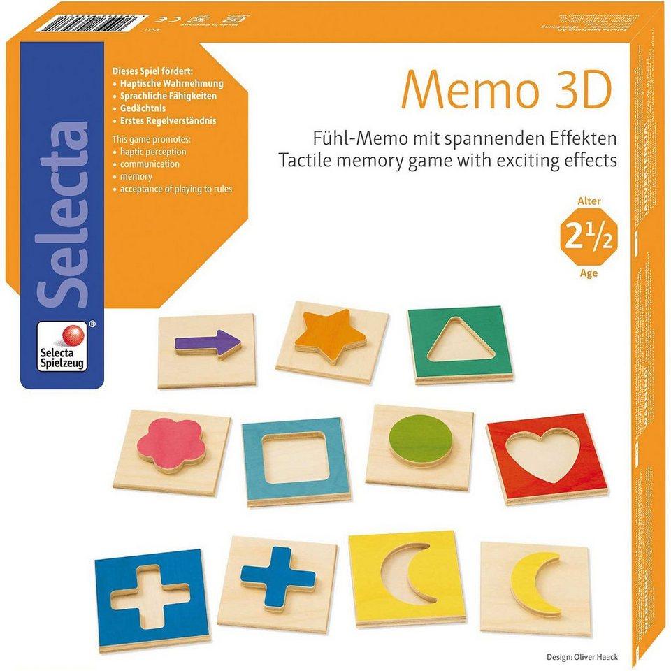 Selecta 3D Memo