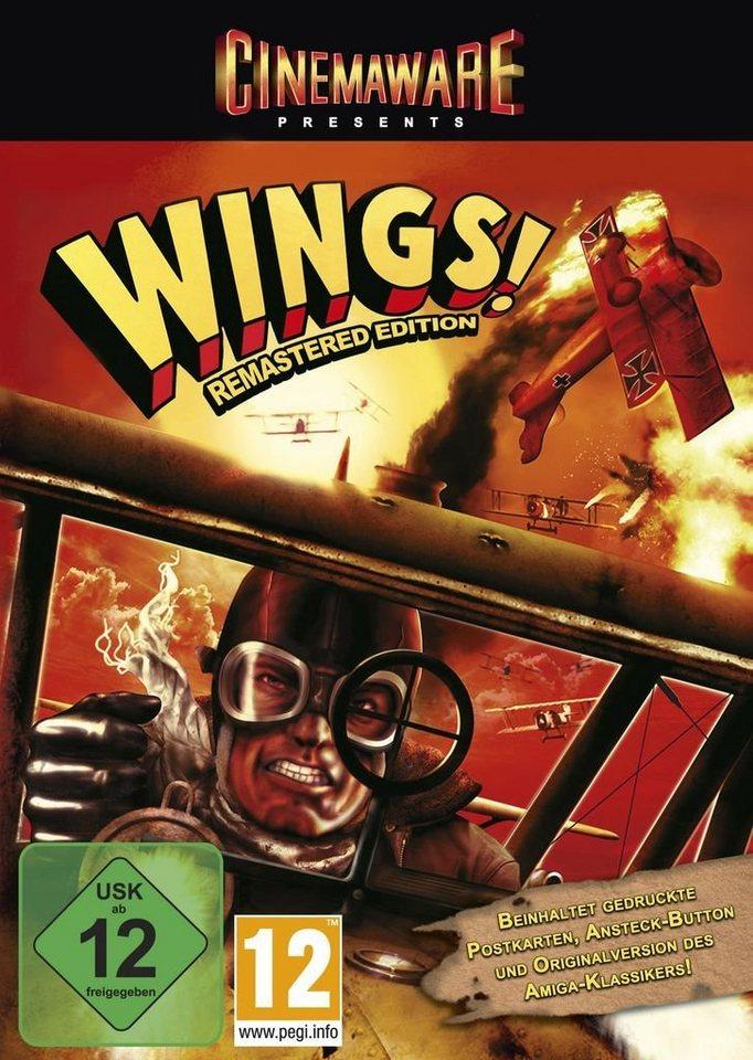 Kalypso PC - Spiel »Wings! Remastered«