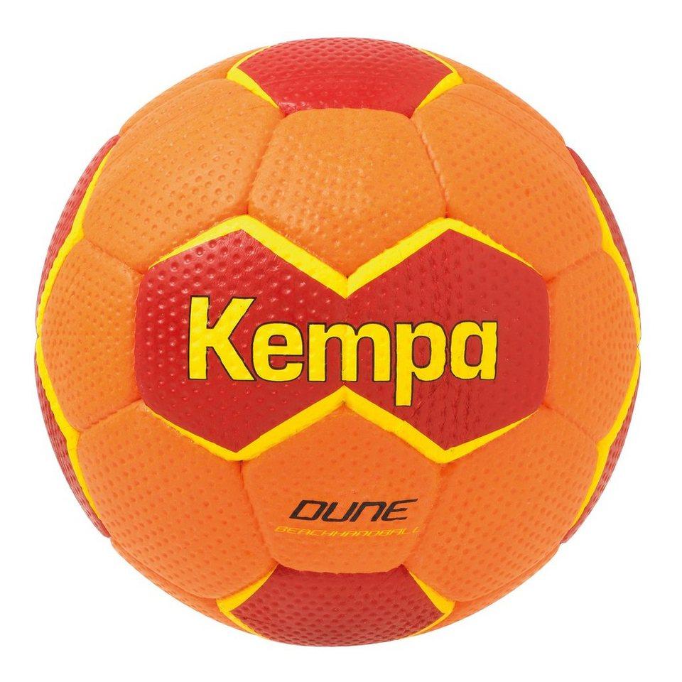 KEMPA Dune Handball in shockred/rot