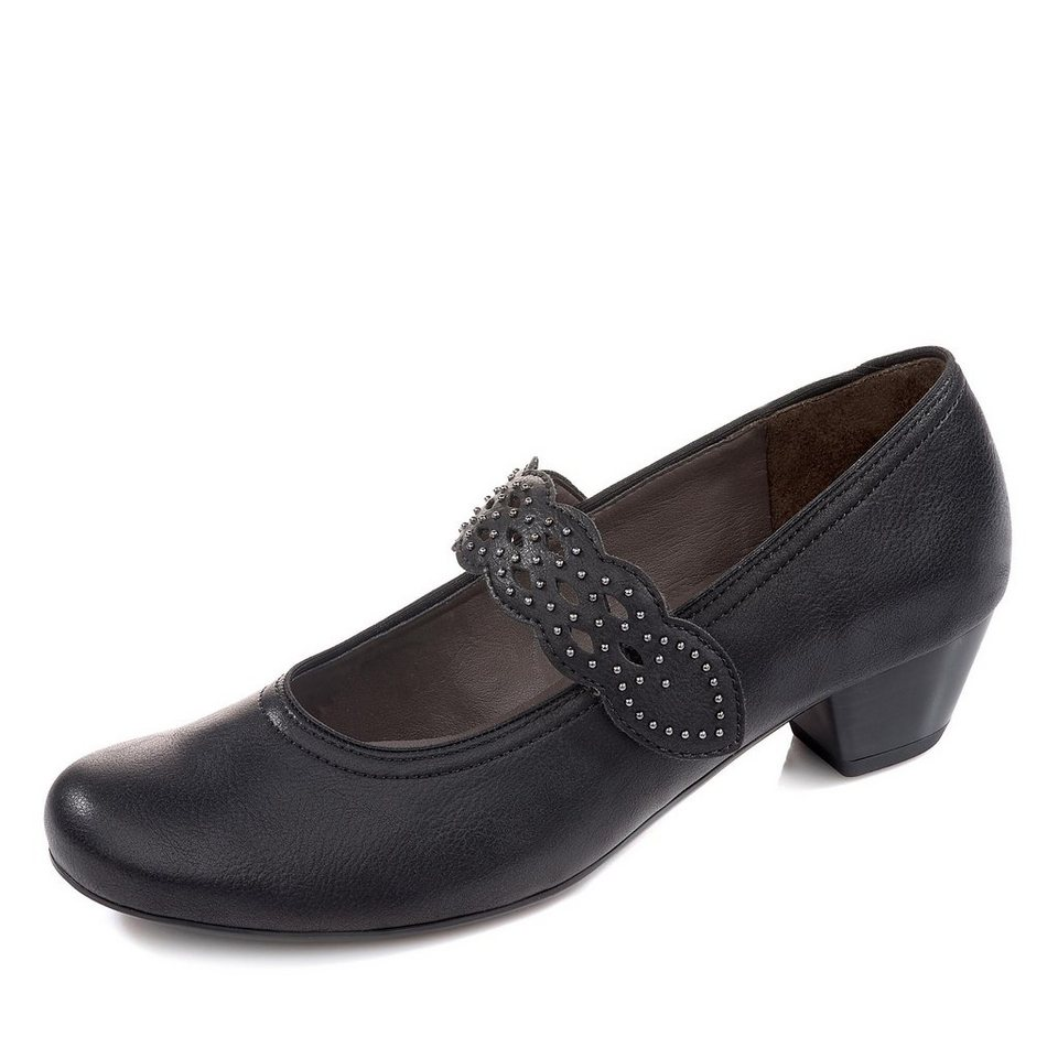 Jenny Catania Pumps in schwarz