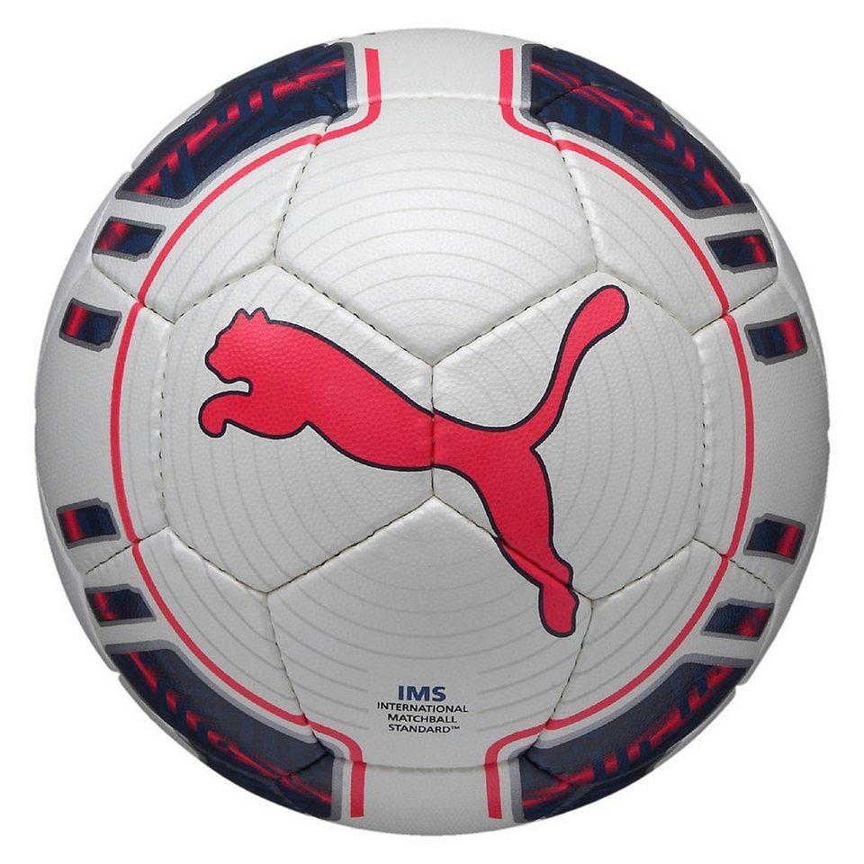 PUMA evoPower 4 Club Fußball in weiß / lila