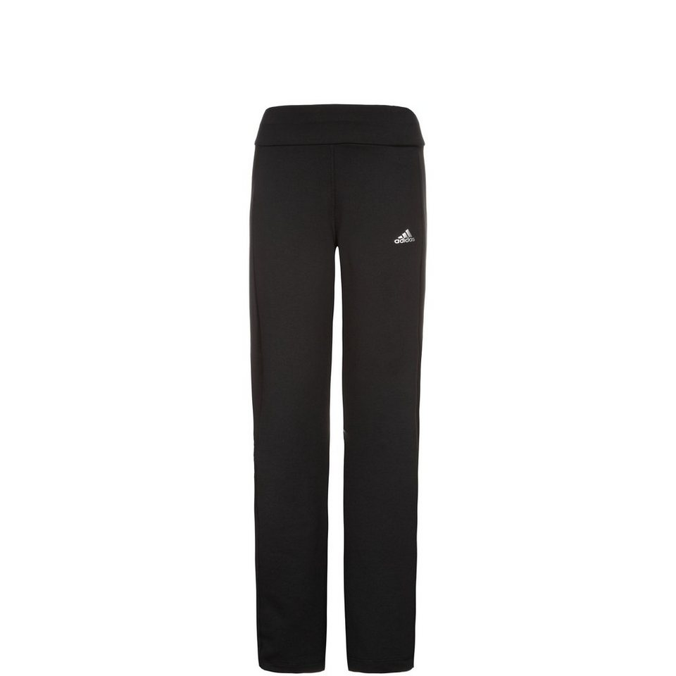 adidas Performance Gear Up Trainingshose Kinder in schwarz / weiß