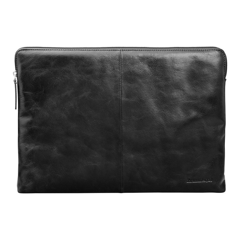 "dbramante1928 LederCase »Skagen Sleeve Laptop/Notebook 14"" Black« in schwarz"