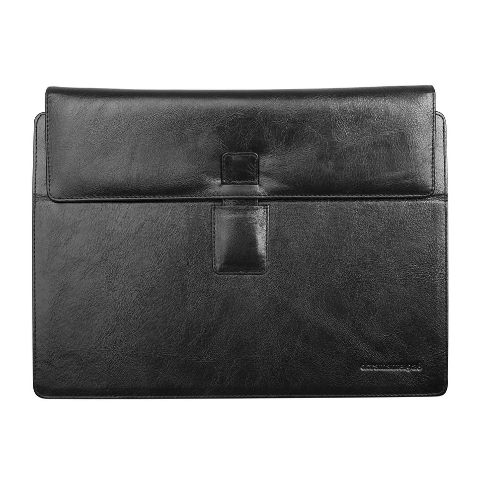 dbramante1928 LederCase »Hellerup MS Surface Pro 3/4 Black« in schwarz