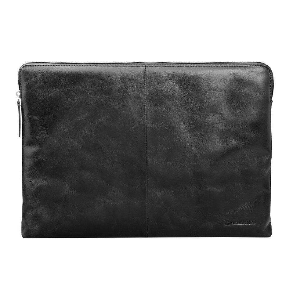 "dbramante1928 LederCase »Skagen Sleeve MacBook 13"" Black« in schwarz"