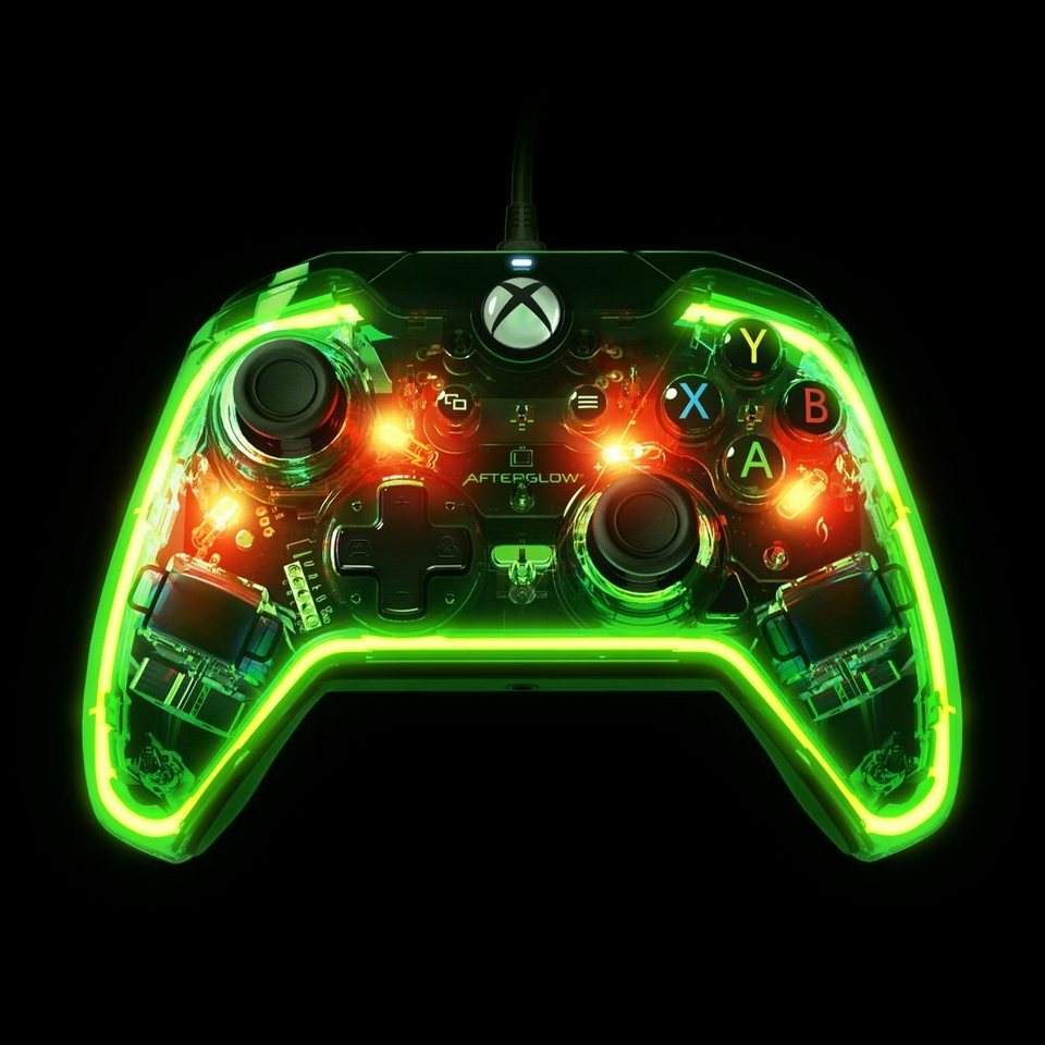 PDP XBOX One - Zubehör »Afterglow Prismatic XBOX One Controller«