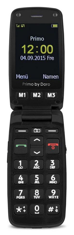 Doro Handy »406« in Schwarz