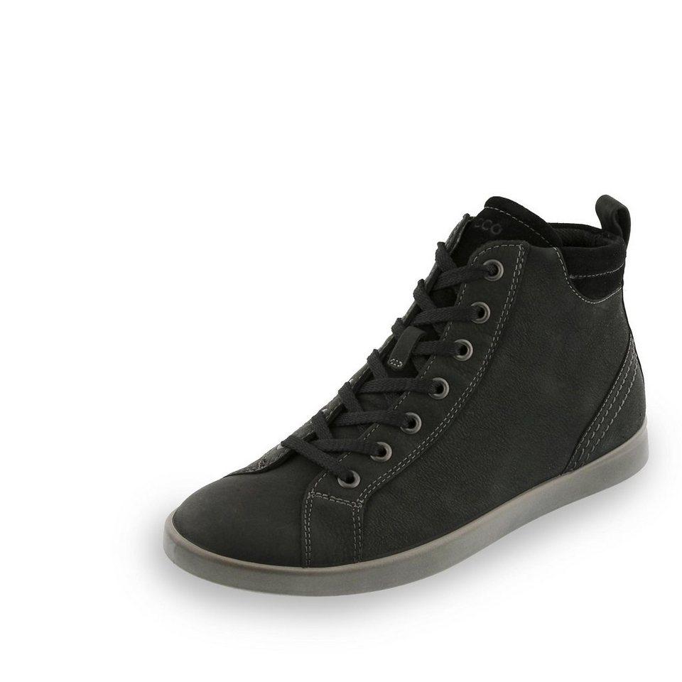Ecco Aimee Sneaker in schwarz