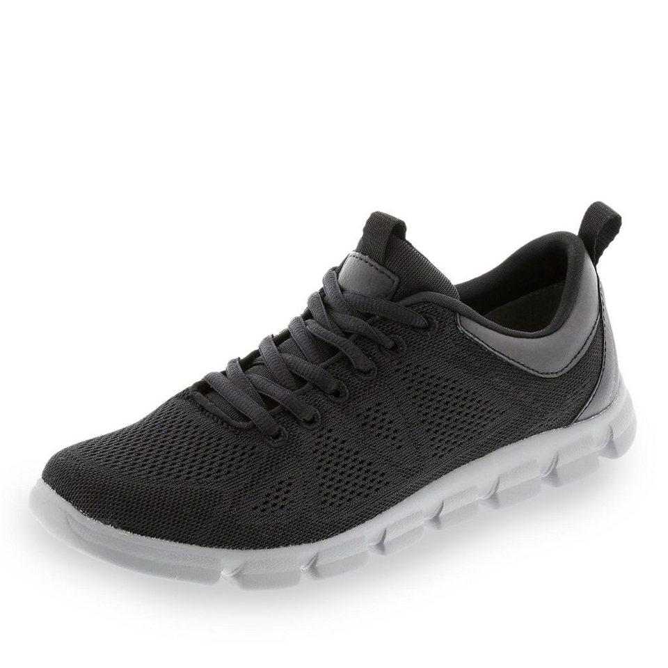 Tamaris Resin Sneaker in schwarz