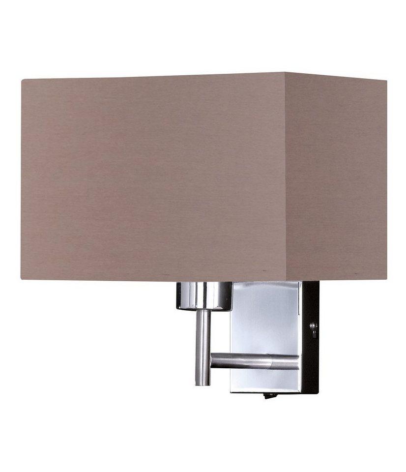 honsel leuchten wandleuchte kempten 1 flammig otto. Black Bedroom Furniture Sets. Home Design Ideas