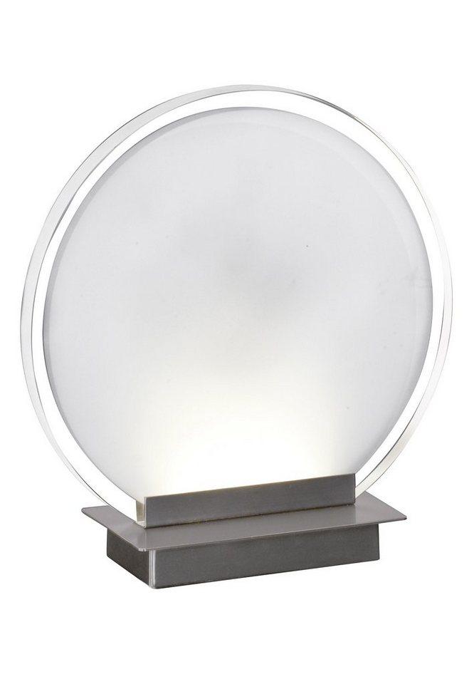 Honsel Leuchten LED-Tischleuchte, 1flg., »FORMA« in Metall, nickel-matt