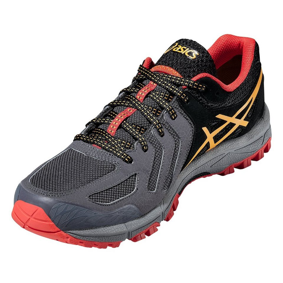 asics Runningschuh »Gel-FujiAttack 5 G-TX Shoe Men« in grau