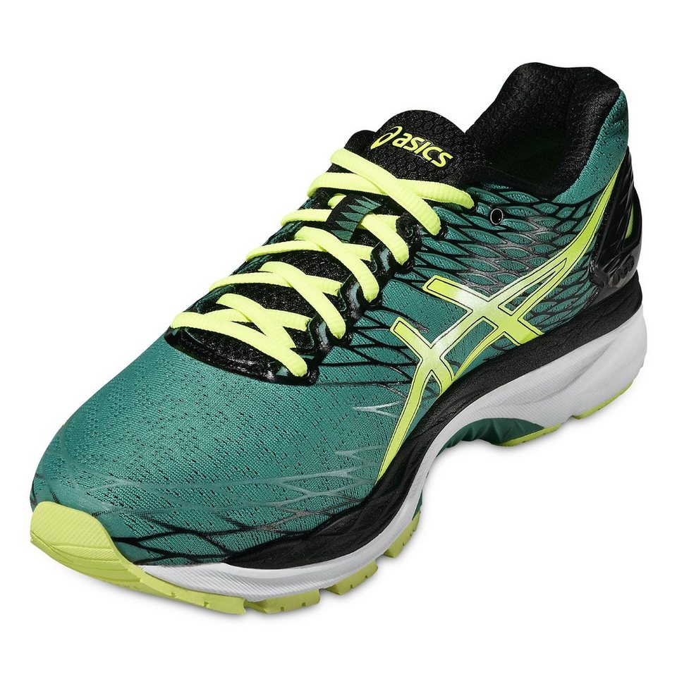 asics Runningschuh »Gel-Nimbus 18 Shoe Men« in grün