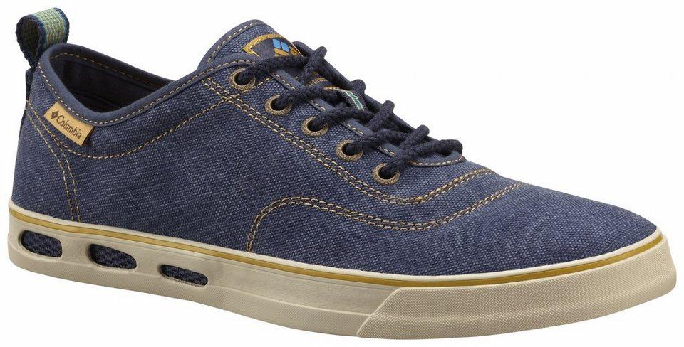 Columbia Freizeitschuh »Vulc N Vent Lace Shoes Men« in blau