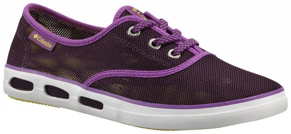 Columbia Freizeitschuh »Vulc N Vent Lace Mesh Shoes Women« in lila