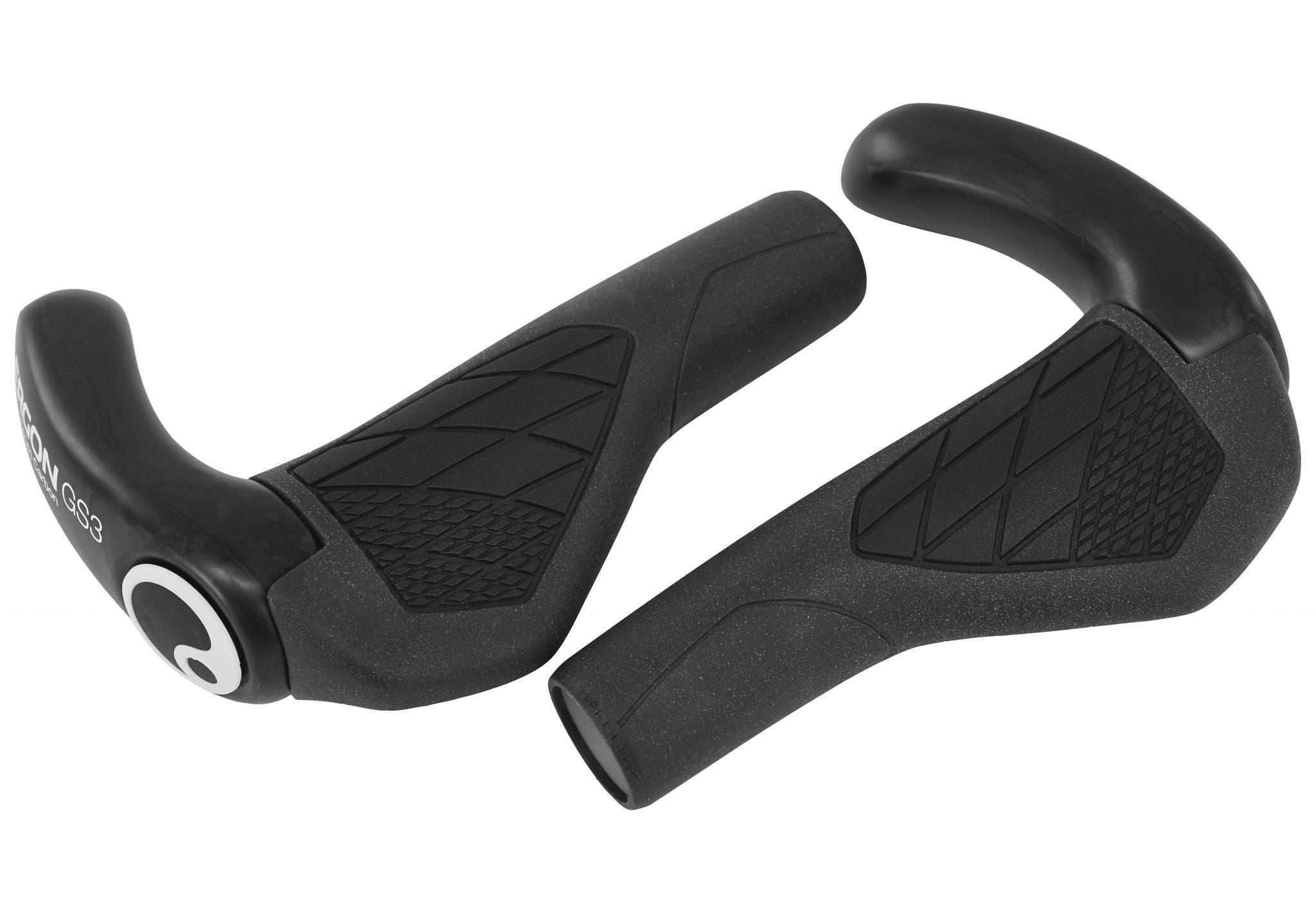 Ergon Fahrradgriff »GS3 Carbon Griffe«