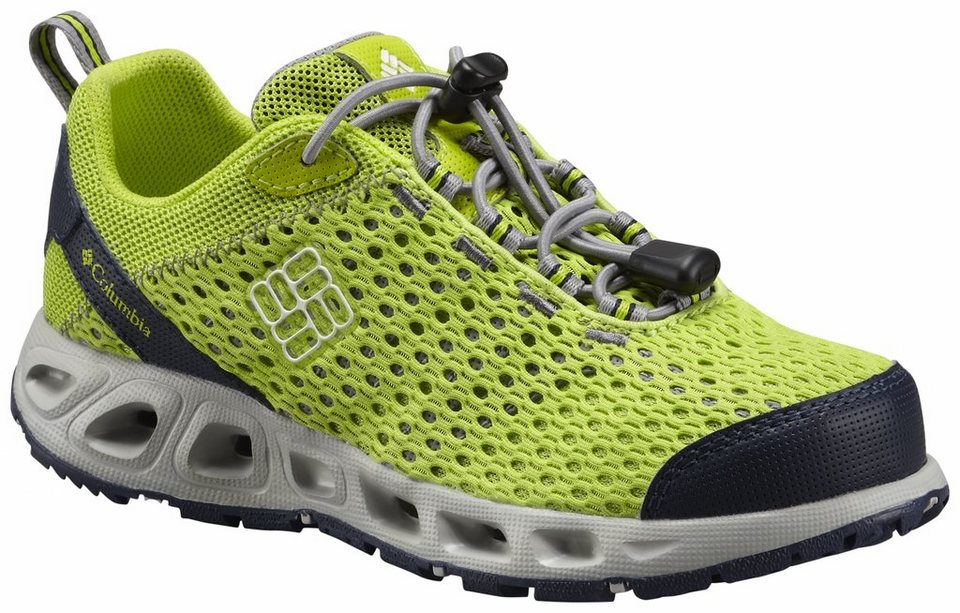 Columbia Halbschuhe »Drainmaker III Shoes Youth« in grün