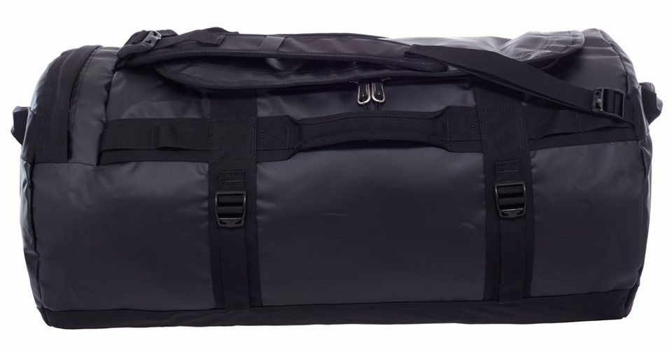 The North Face Sport- und Freizeittasche »Base Camp Duffel M« in schwarz