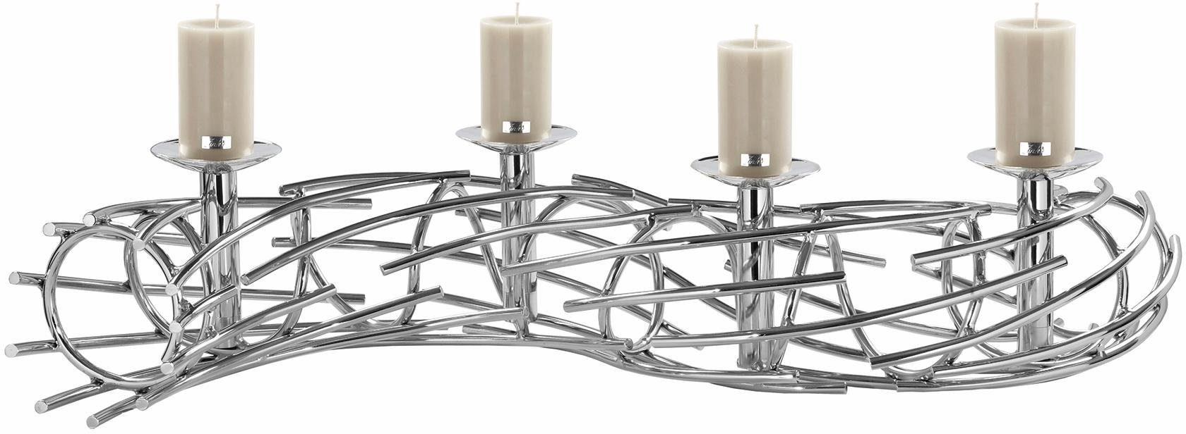 Fink Kerzenständer »CORONA« 4-flammig
