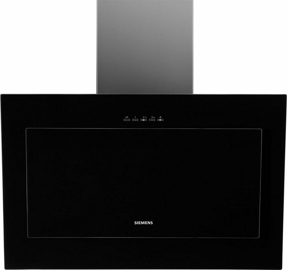 Siemens Kopffreihaube LC86KB670, A in schwarz