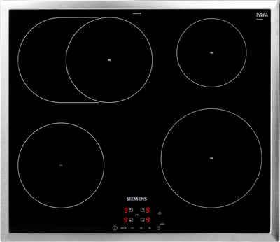SIEMENS Induktions-Kochfeld von SCHOTT CERAN® iQ300 EH645BFB1E, mit quickStart-Funktion
