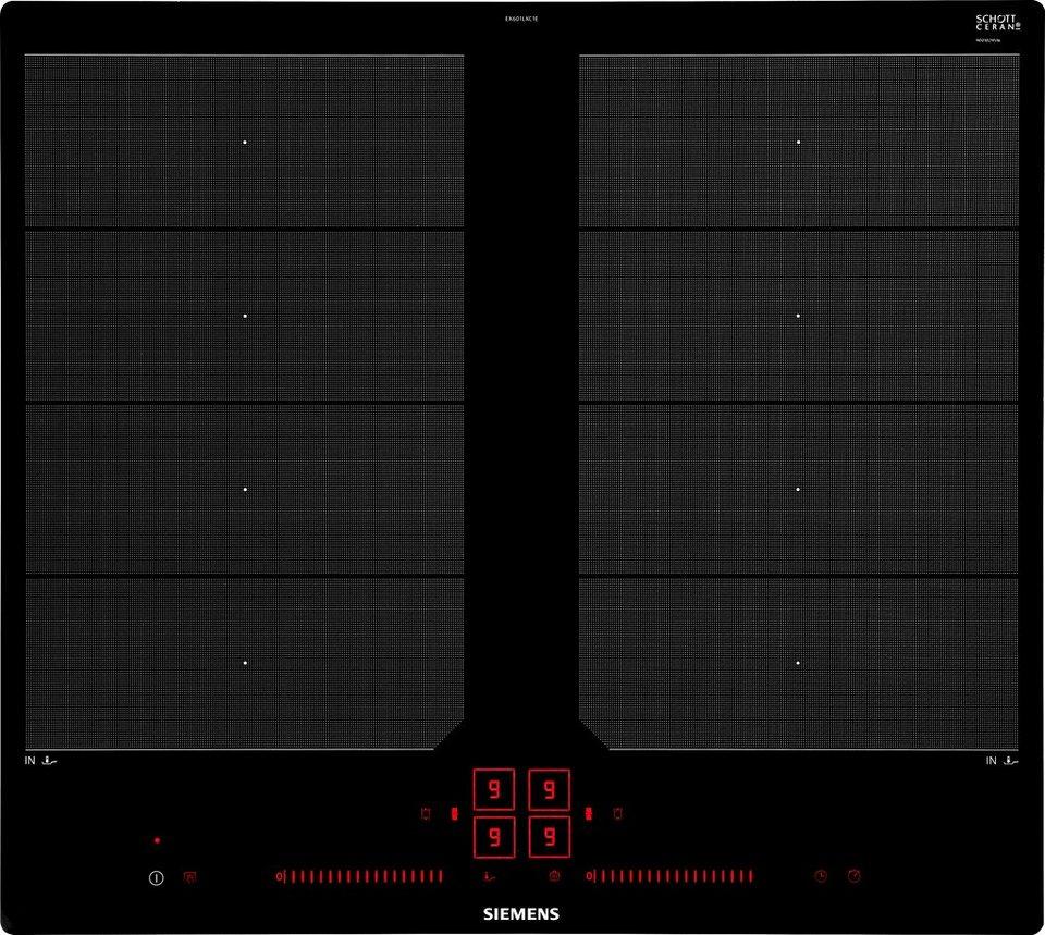 Siemens Flex Induktions Kochfeld Ex601lxc1e Mit Powermove Plus