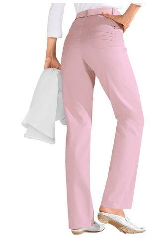 COSMA Kelnės su papuošimais ant kišenių