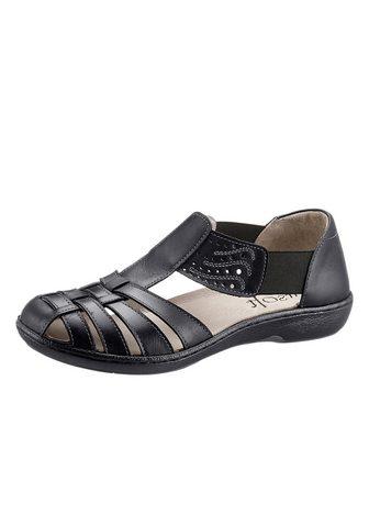 Туфли-слиперы с боковой Gummizüge...