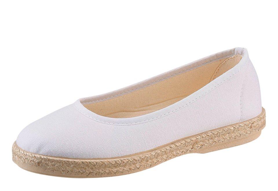 Ballerina in weiß