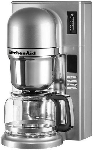 KitchenAid Filterkaffeemaschine 5KCM0802ECU, 1,18l Kaffeekanne, Papierfilter
