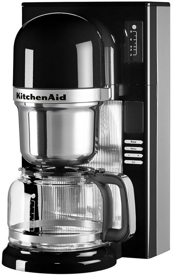 Kitchenaid Auf Rechnung : kitchenaid filterkaffeemaschine 5kcm0802eob 1 18l kaffeekanne papierfilter online kaufen otto ~ Themetempest.com Abrechnung