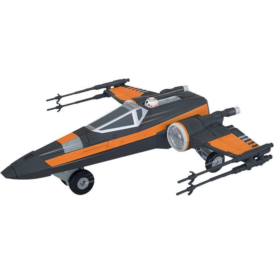 MTW RC ferngesteuerter Poe`s X-Wing Fighter