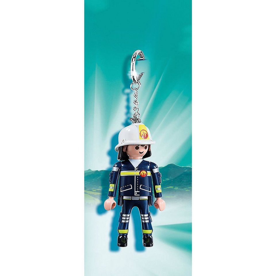 PLAYMOBIL® 6664 Schlüsselanhänger Feuerwehrmann