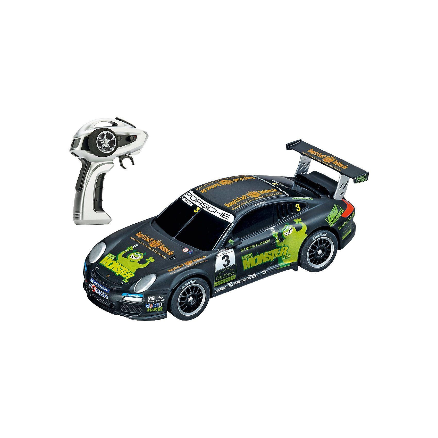 """Carrera RC 143 Porsche GT3 CUP """"MONSTER"""""""