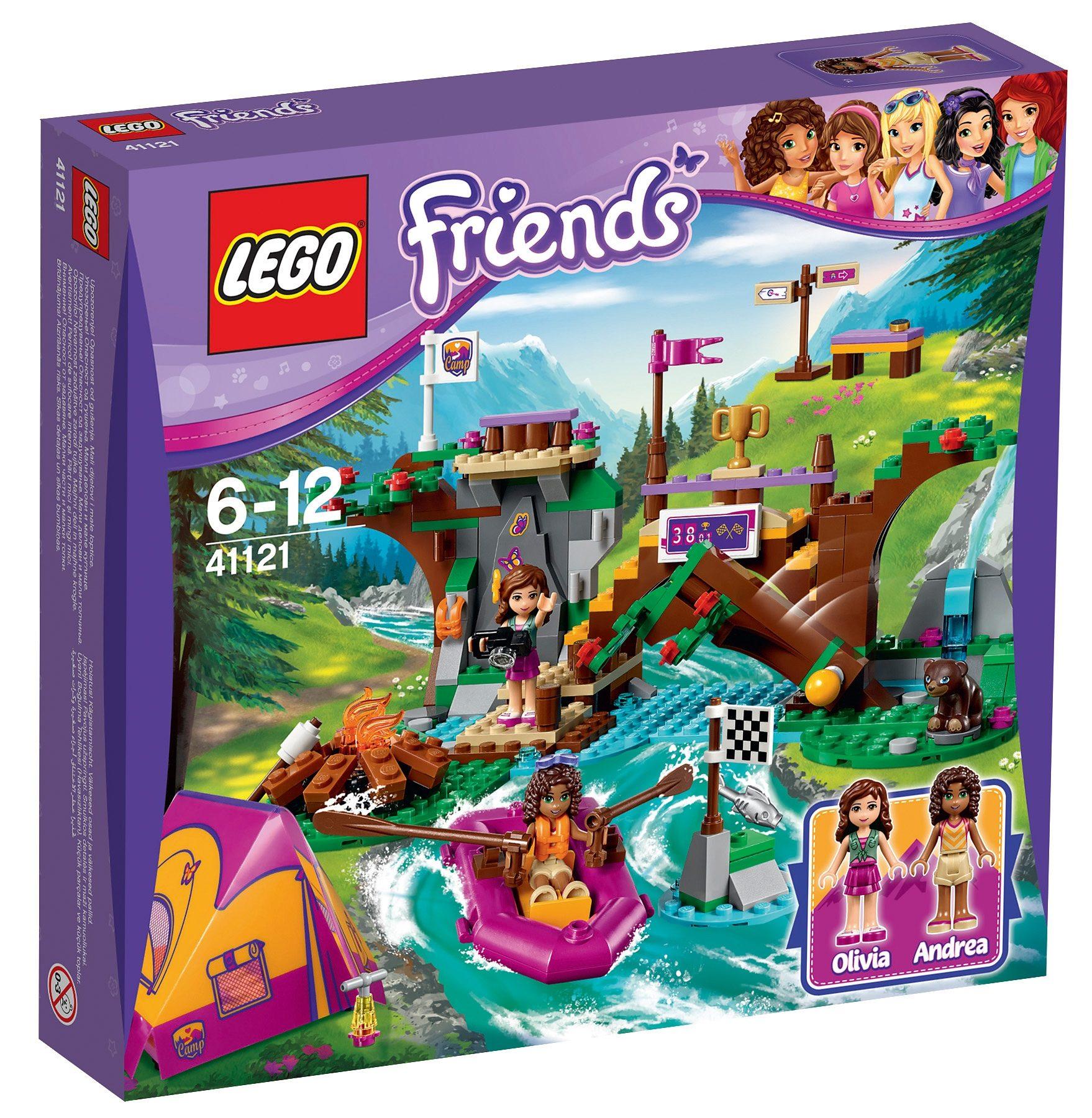 LEGO® Abenteuercamp Rafting (41121), »LEGO® Friends«