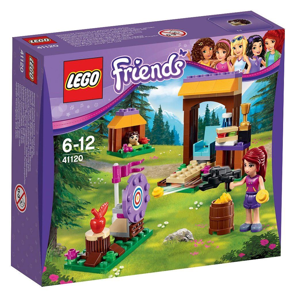 LEGO® Abenteuercamp Bogenschießen (41120), »LEGO® Friends«