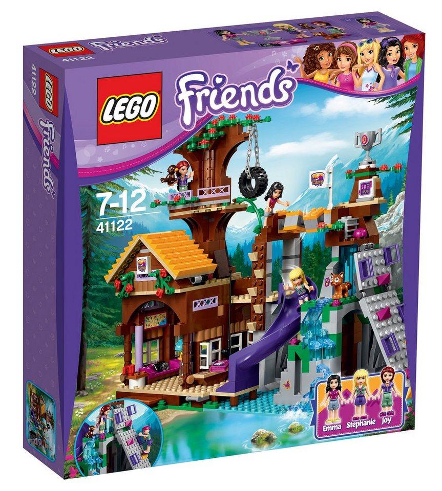 LEGO® Abenteuercamp Baumhaus (41122), »LEGO® Friends«