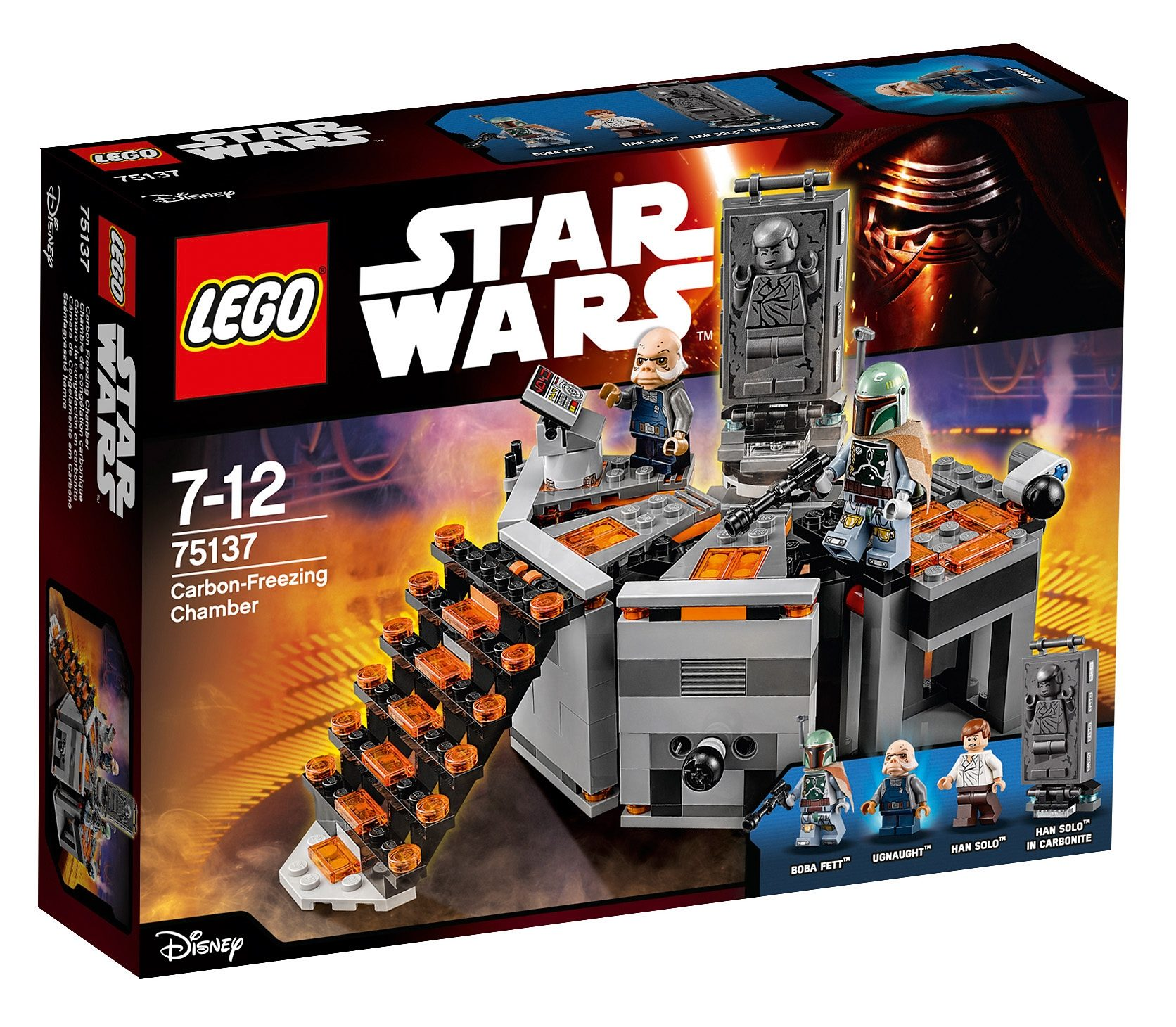 LEGO®, Carbon-Freezing Chamber (75137), »LEGO® Star Wars™«