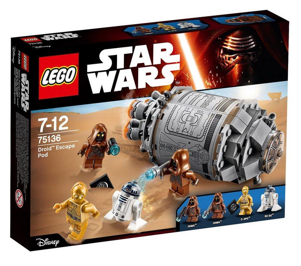 LEGO® Droid™ Escape Pod Star Wars™ (75136), »LEGO® Star Wars™«