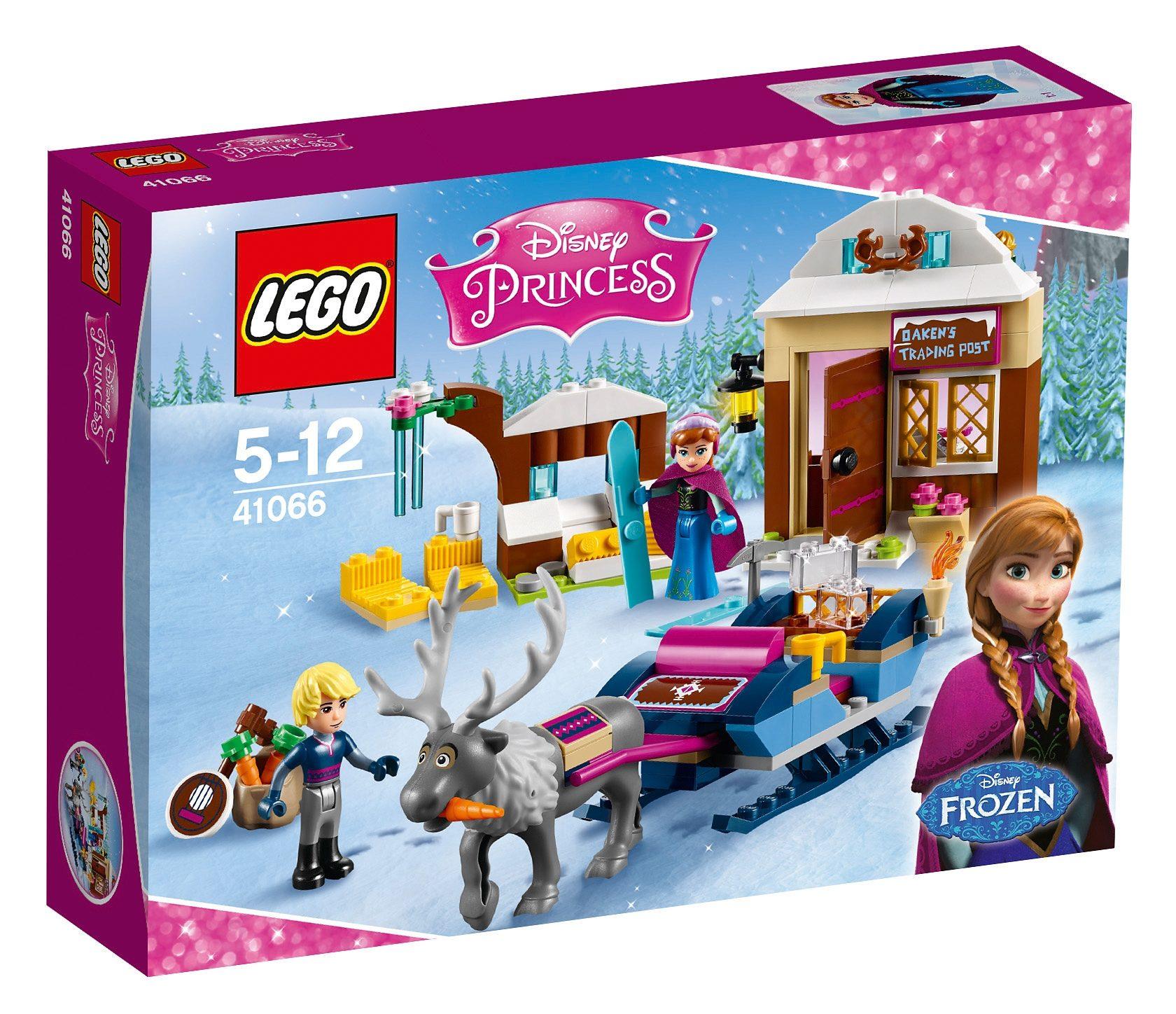LEGO®, Annas und Kristoffs Schlittenabenteuer - Frozen (41066), »LEGO® Disney Princess™«