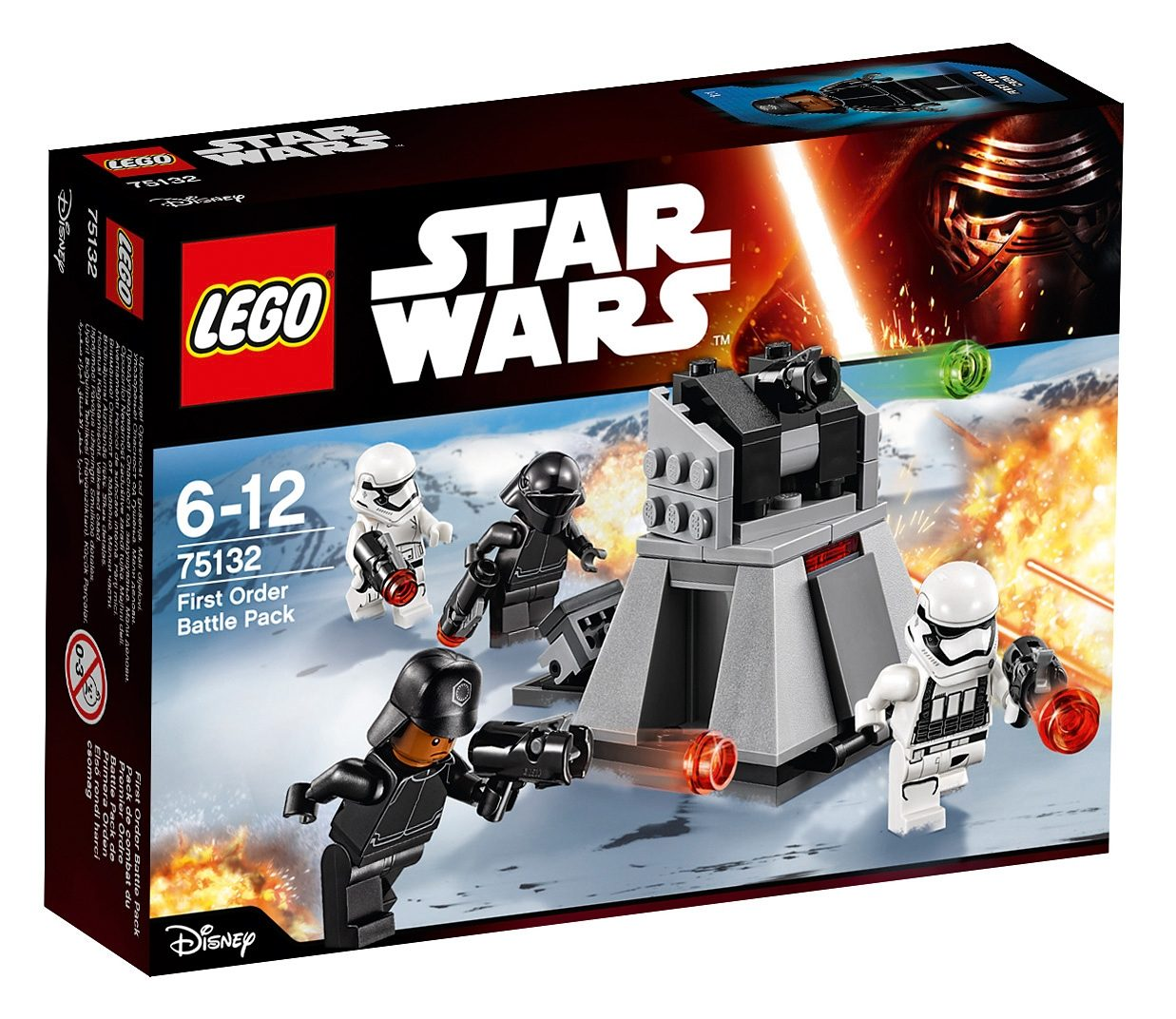 LEGO®, First Order Battle Pack (75132), »LEGO® Star Wars™«