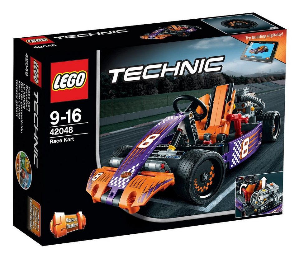 LEGO® Renn-Kart (42048), »LEGO® Technic«