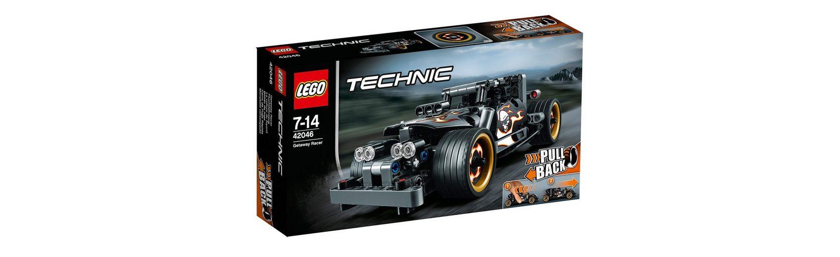 LEGO® Fluchtfahrzeug (42046), »LEGO® Technic«