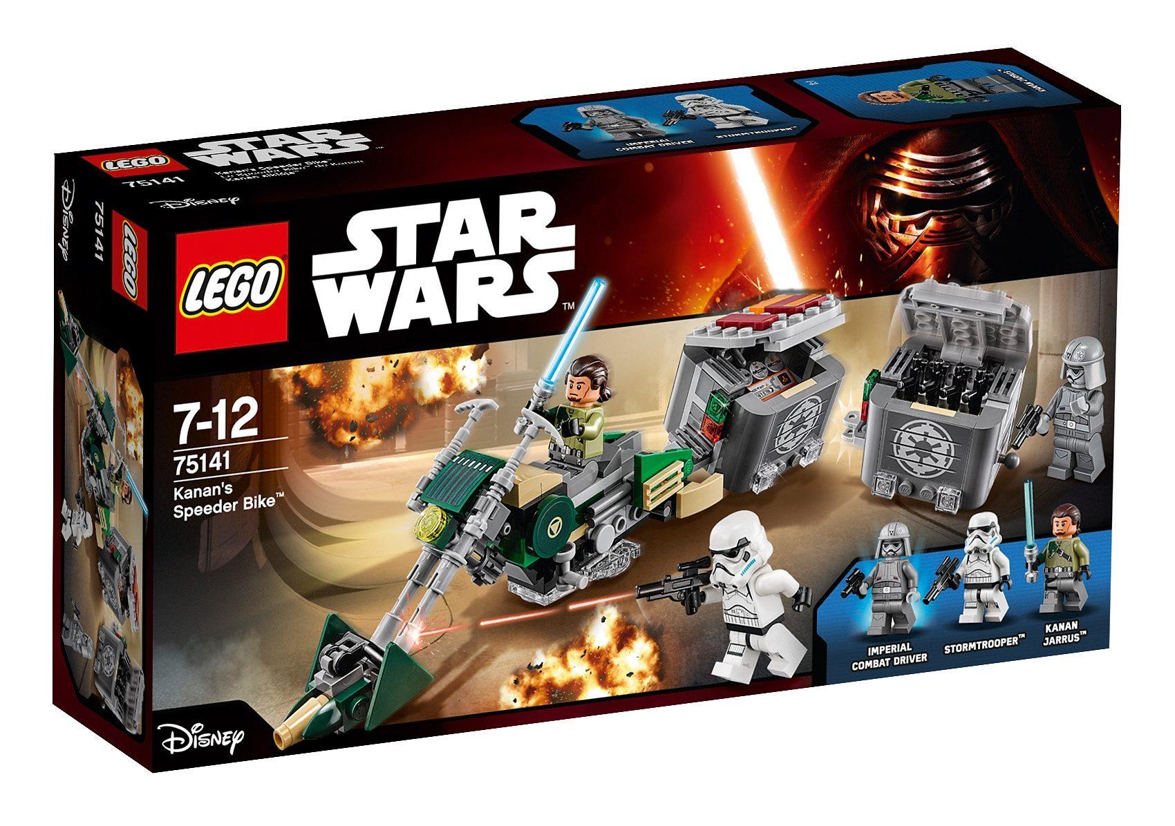 LEGO® Kanans Speeder Bike™ (75141), »LEGO® Star Wars™«