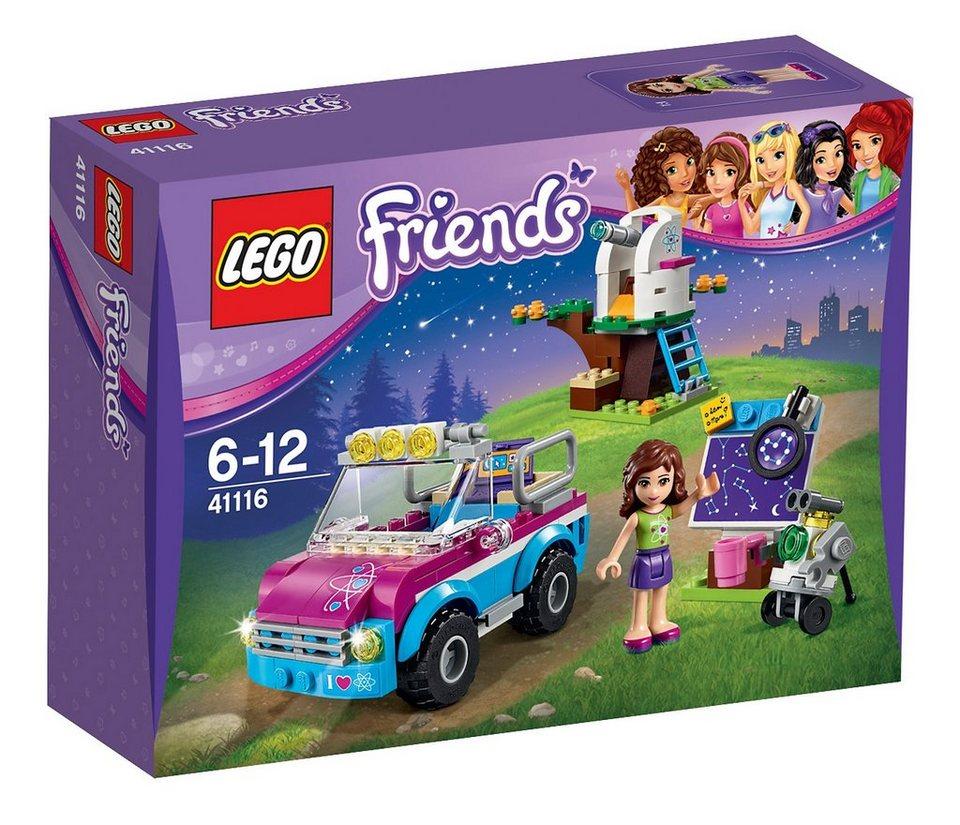 LEGO® Olivias Expeditionsauto (41116), »LEGO® Friends«