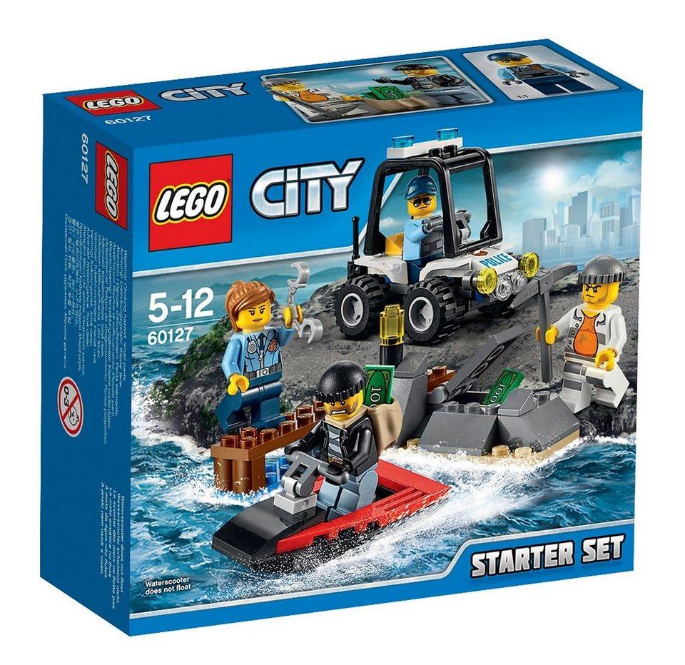 LEGO® Gefängnisinsel-Polizei Starter-Set (60127), »LEGO® City Police«
