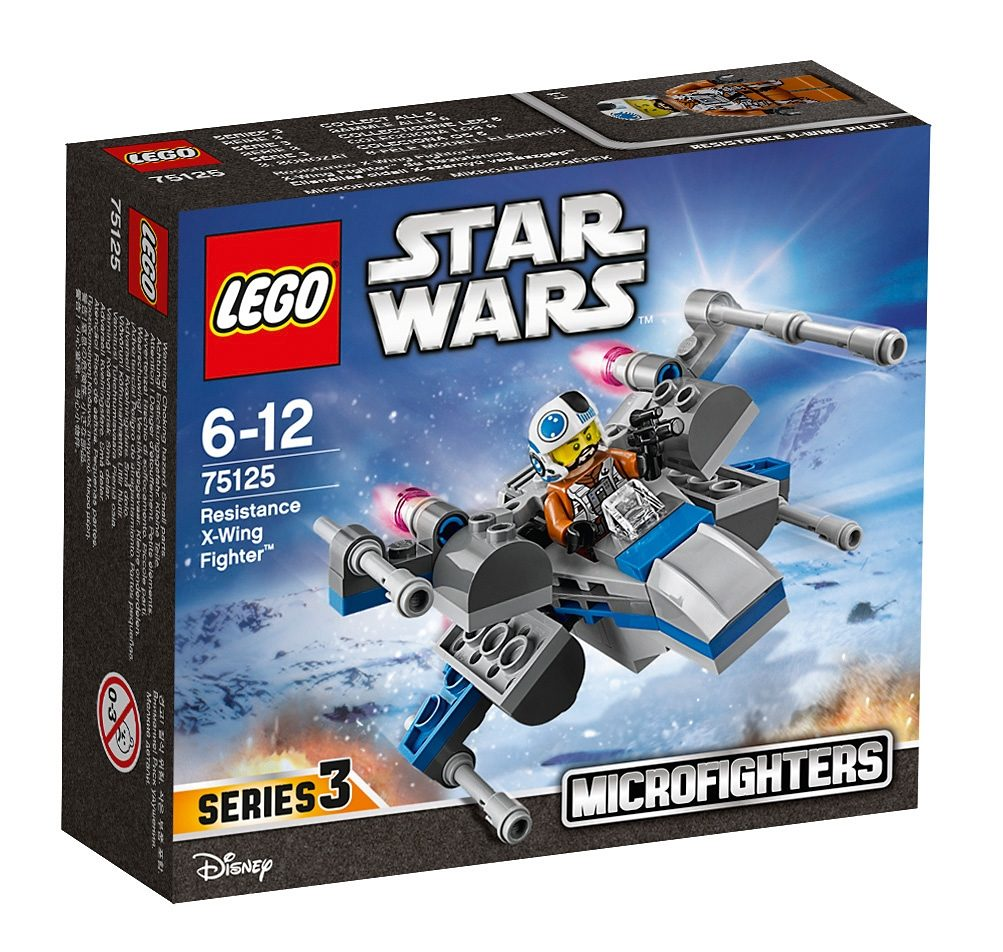 LEGO® Resistance X-Wing Fighter™ (75125), »LEGO® Star Wars™«