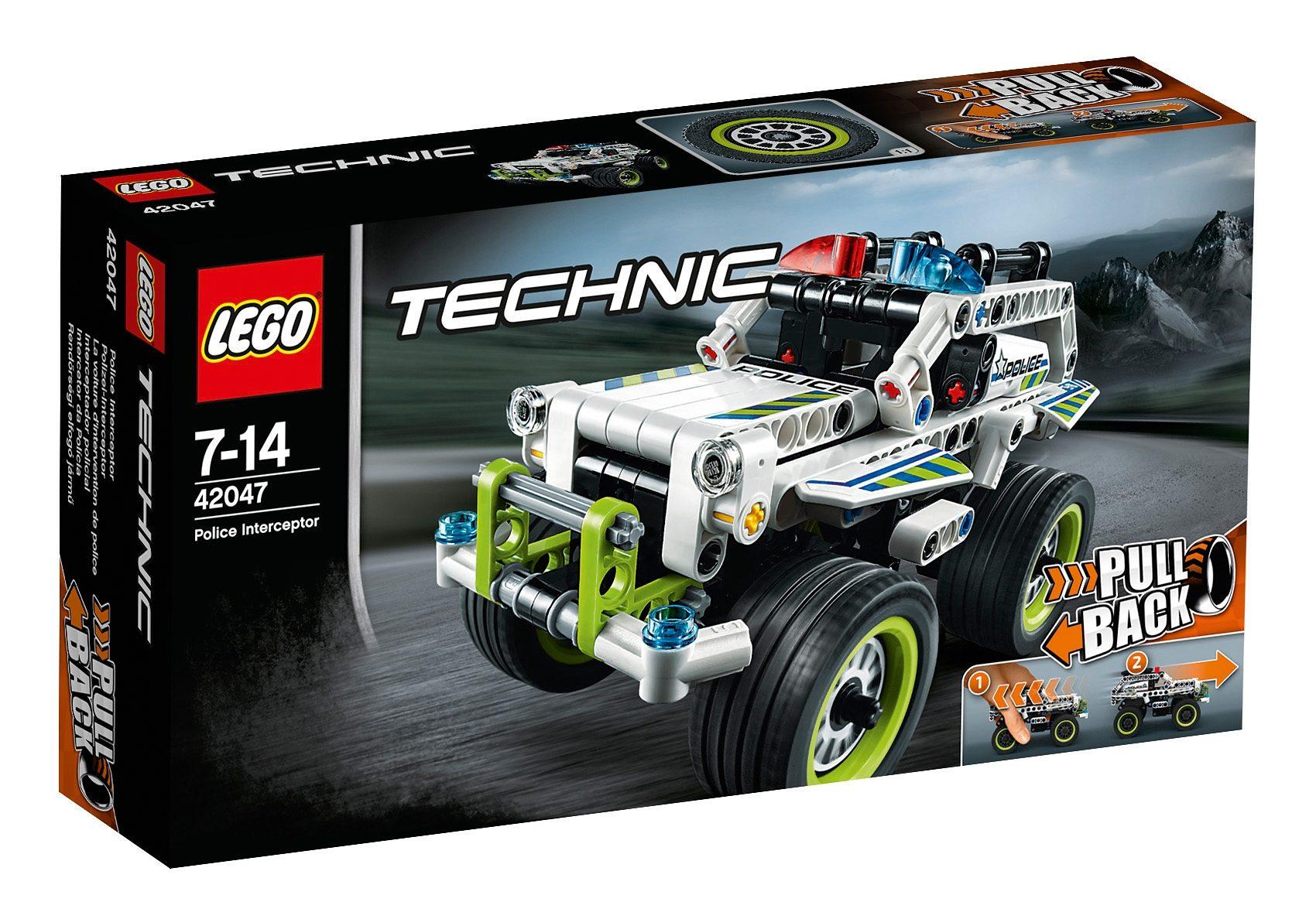 LEGO®, Polizei-Interceptor (42047), »LEGO® Technic«